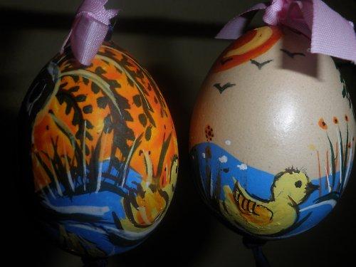 velikonoční vejce ručně malované sleva z 39,-