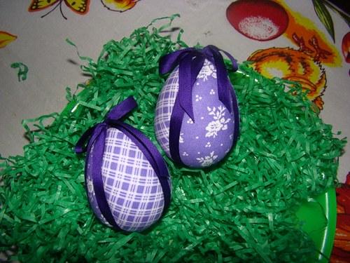 Vajíčko fialové