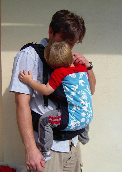 Ergo. nosítko na miminko i školkáčka !!!