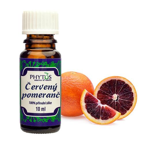 Červený pomeranč - 100% esenciální olej 10ml