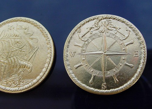 Pirátská mince
