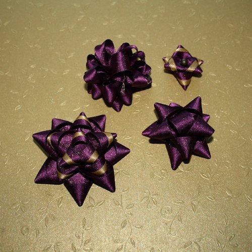 mašle fialové