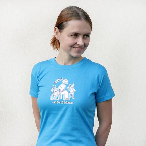 Máma na plný úvazek - triko pro maminky