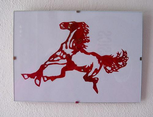 Běh koně 2