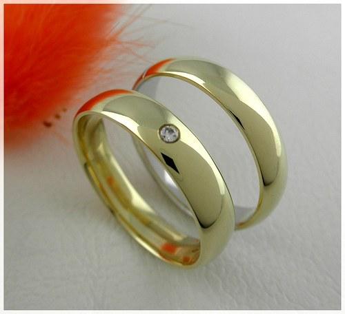 Snubní prsteny č. 4,5