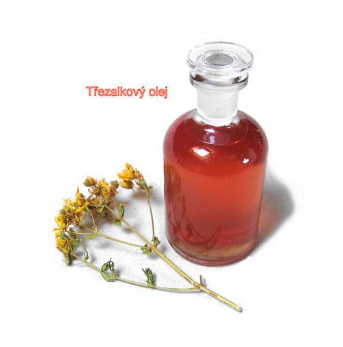 Třezalkový, tzv. Jánský olej   100ml