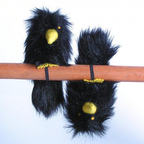 Havránek - autorská hračka