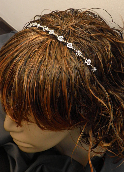 čelenka do vlasů HD13