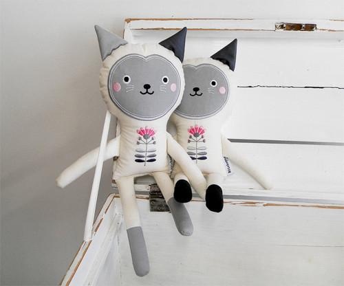 Rosita - kočičí panenka