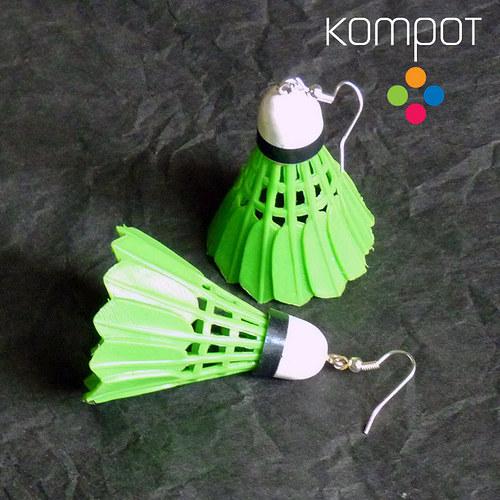 BADMINTON :: zelený (chir. ocel)