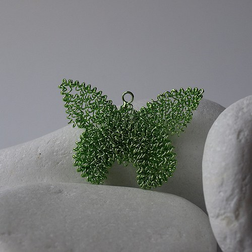 Kudrnatý motýl