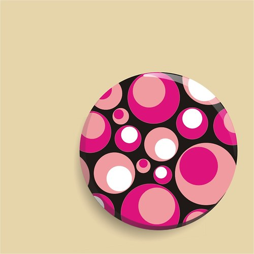 zrcátko - pink