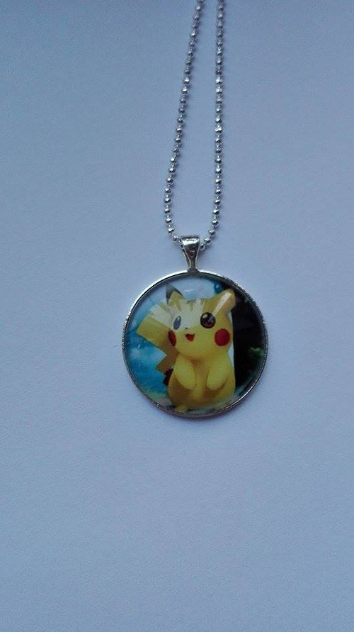Pikachu řetízek
