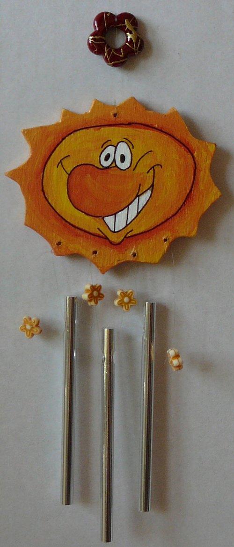 zvonkohra sluníčko