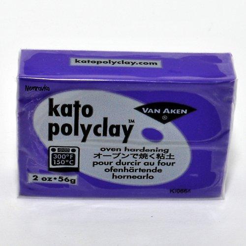 Kato Polyclay / profi polymerová hmota / Fialová