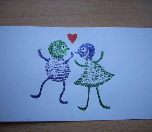 Valentýnský páreček