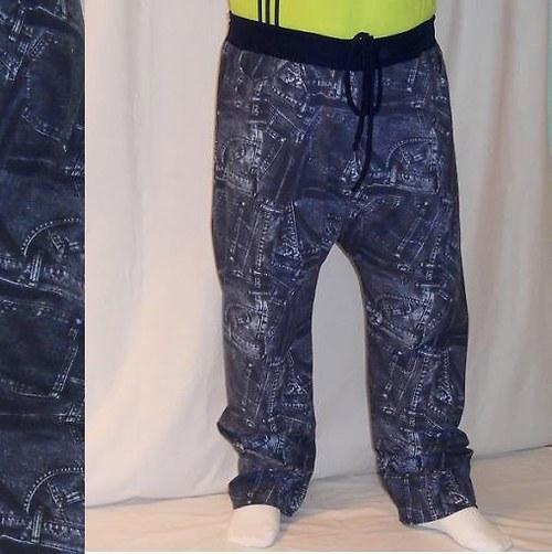 Turecké kalhoty - RFZ UNISEX