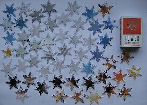Papírové hvězdičky 106