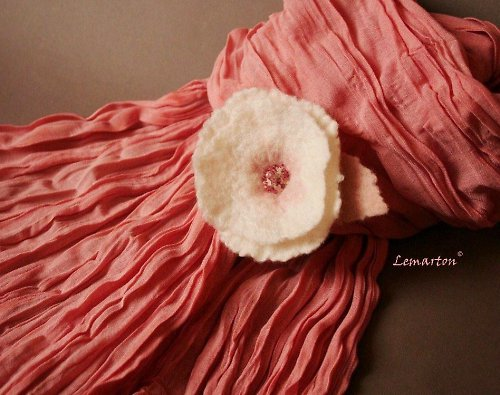 EKO barvy_krásná sytá barva_růžová minišála