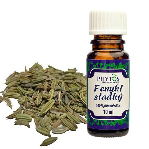 Fenykl - 100 % přírodní silice   10 ml