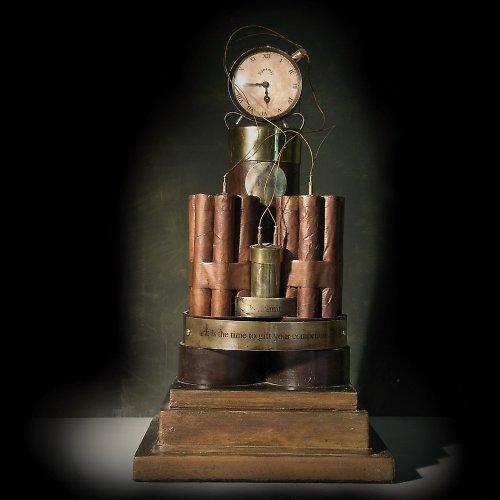 Je čas obdarovat konkurenci - steampunk