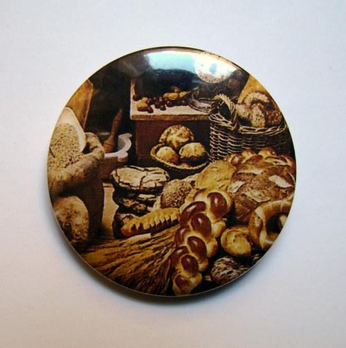 PEKAŘSKÁ.. - placka - button - 44 mm