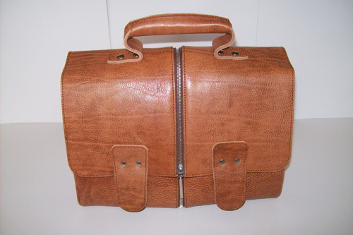 Kožená taška - Jezevčík