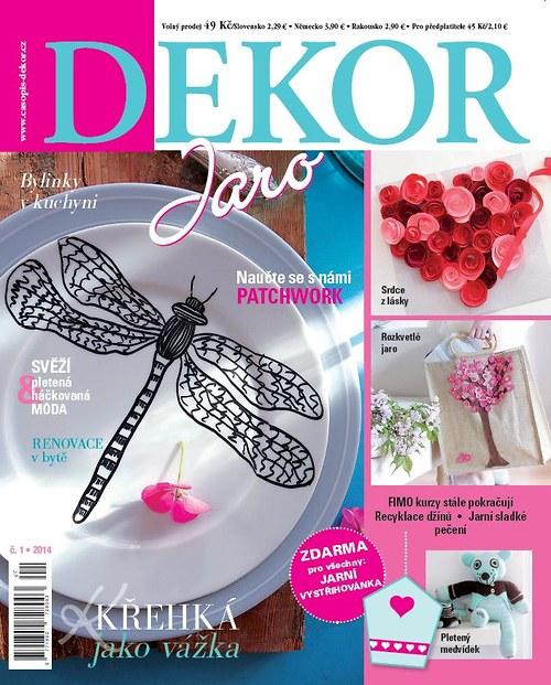 časopis Dekor