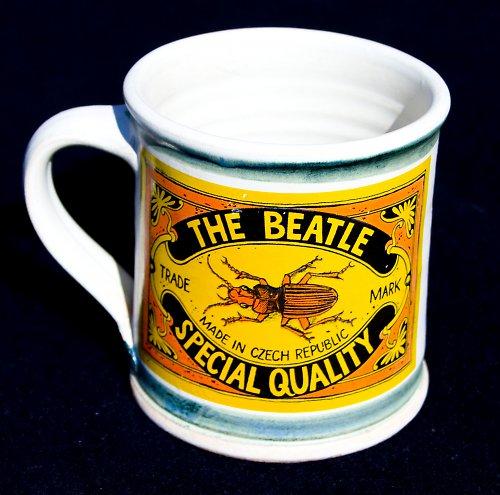 Hrnek The Beatle