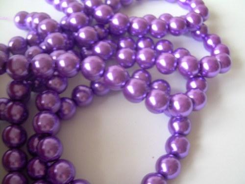 Voskové perličky 10 mm - 10 ks