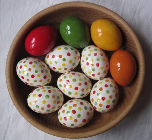 vajíčko jarní směs