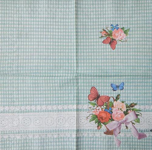 Košík květin S 69