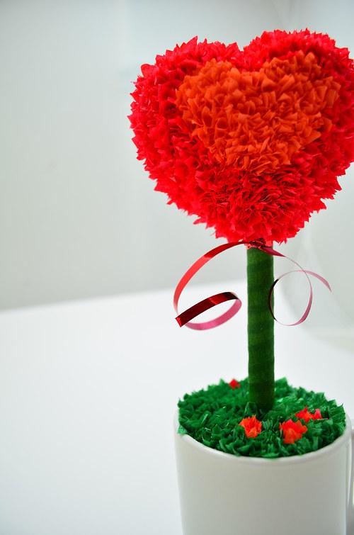 Stromeček lásky a štěstí