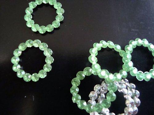 Kroužky našívací Ø15mm
