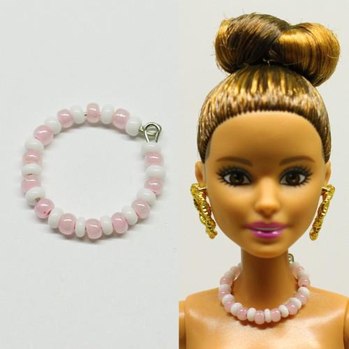 Šperky pro Barbie / Náhrdelník