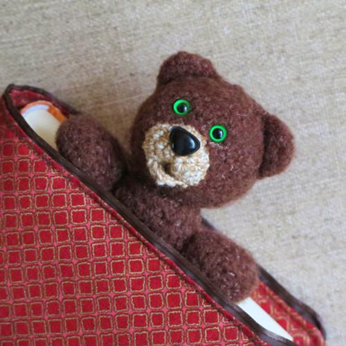 Medvedík záložkový