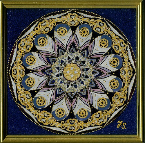 Mandala Tajemství