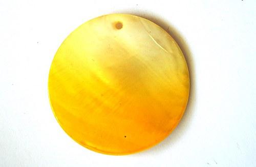 228 perleťové placky hrubé