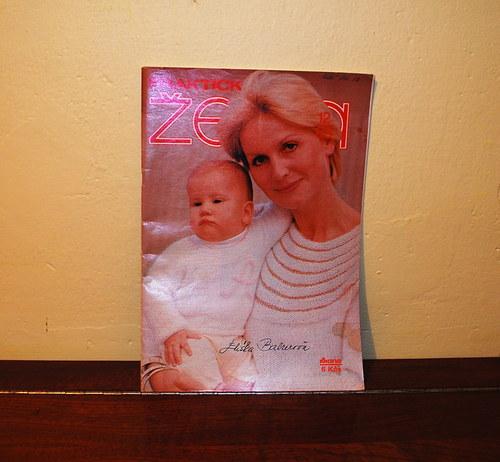 Časopis Praktická žena 1983