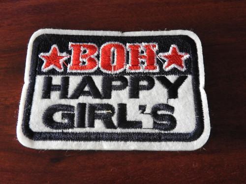 Nažehlovačka Happy Girls
