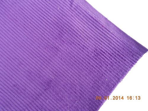 Manšestr fialový