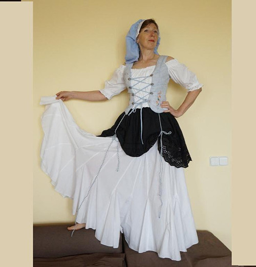 Teta Marika z Chlumské hory vel.40