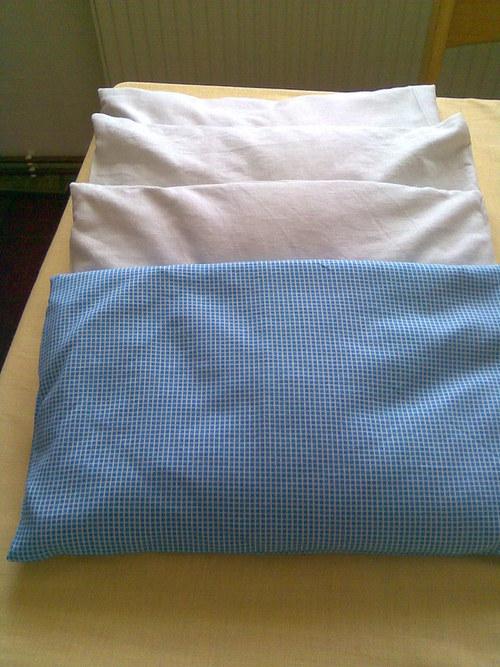 Pohankový polštářek - pouze vnitřek 40x25 cm