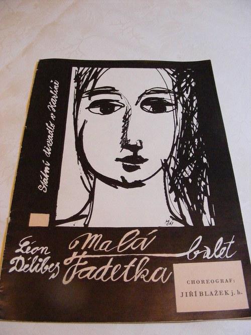 Malá Fadetka, divadelní program