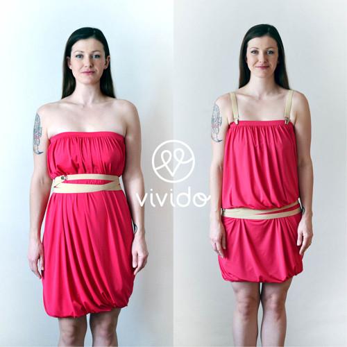 variabilní šaty FREYA - lednová sleva - PC 1390 Kč