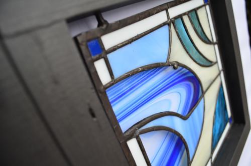 z cyklu Pocta modré barvě V