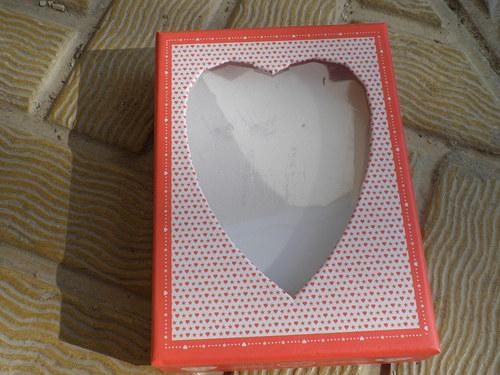 krabička na šperky 28x85x120