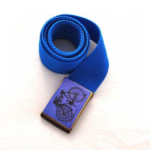 Opasek kolo - modrá