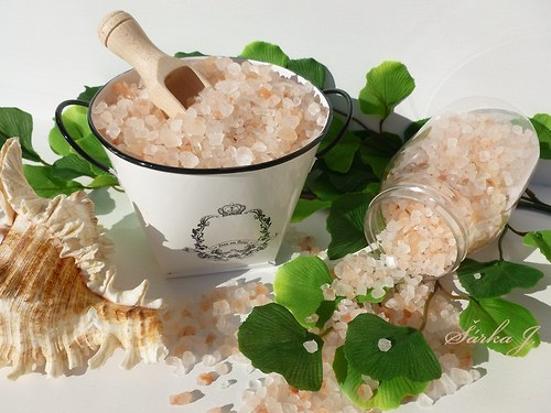 růžová himalájská sůl 1 kg