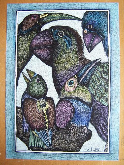 Ptačí pětka